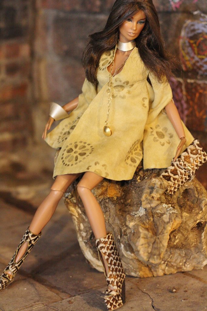 Ethnic Fashion Dolls 109