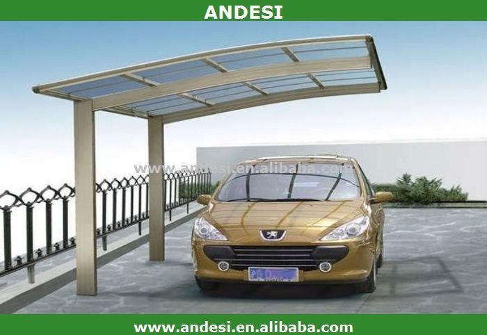 Luxury pergola carport with aluminum structure   buy carport ...