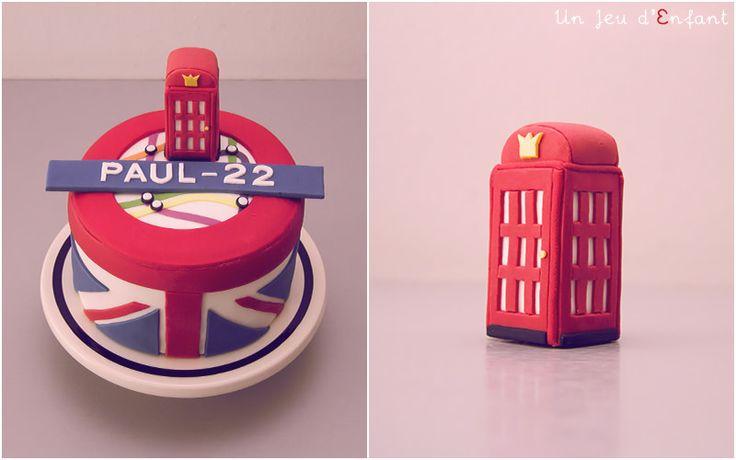 cake london look / london cake