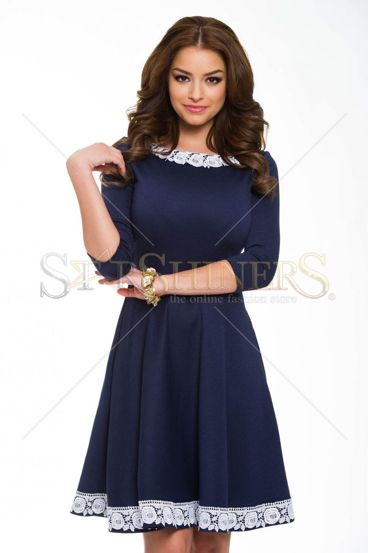 StarShinerS Serenity DarkBlue Dress