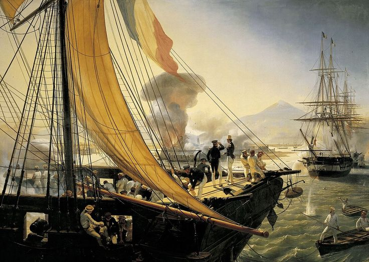 The Pastry War http://www.historyuncaged.com/americas/pastry  #History