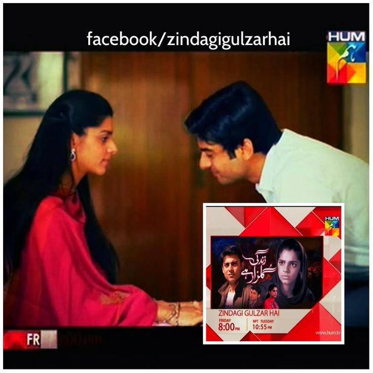 ZINDAGI GULZAR HAI   FAWAD KHAN   SANAM SAEED   ZAROON   KASHAF    Fawad Khan And Sanam Saeed In Zindagi Gulzar Hai