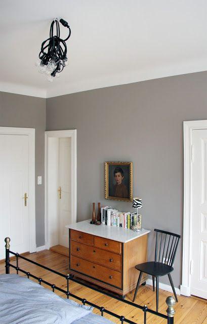 Die 46 besten Bilder zu Wandfarbe  Tapete auf Pinterest Graue - schlafzimmer farben grau rosa