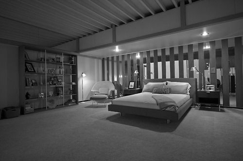 1960 Stahl House  Bedrooms  Kitchen  Architect Pierre
