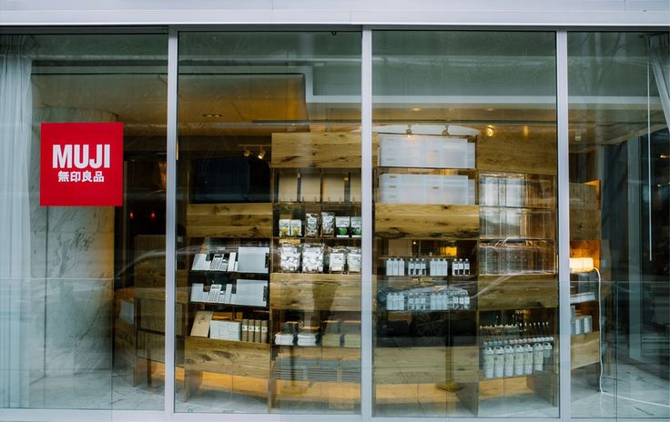 MUJI Vancouver Pop-Up Store at Fairmont Pacific Rim