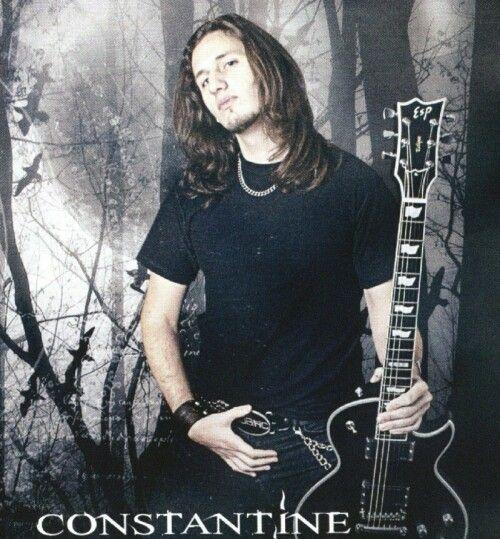 ex guitars Constantine 2008-2013