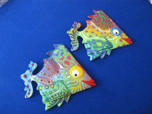 Diamond fish - medium - 31Hx33W