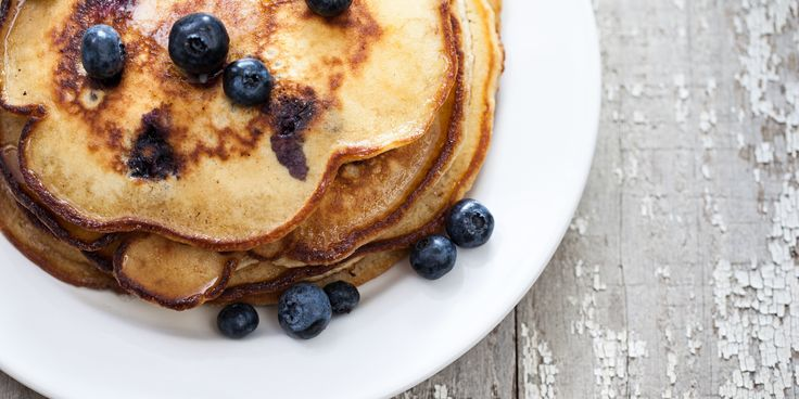 These healthy flapjacks are packed with all thenutrients you need in the A.M.