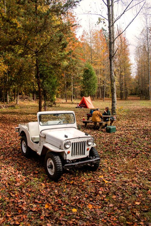 1958 Willys CJ-3B - Photo submitted by Todd Phelps.