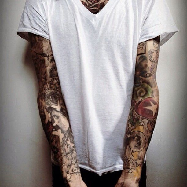 32 Best Hipster Tattoos Images On Pinterest