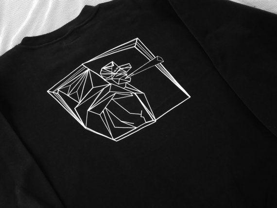 CHEERS Sweatshirt by BRAINSHOT on Etsy