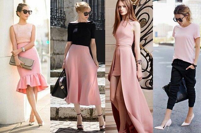 Something pink and romantic