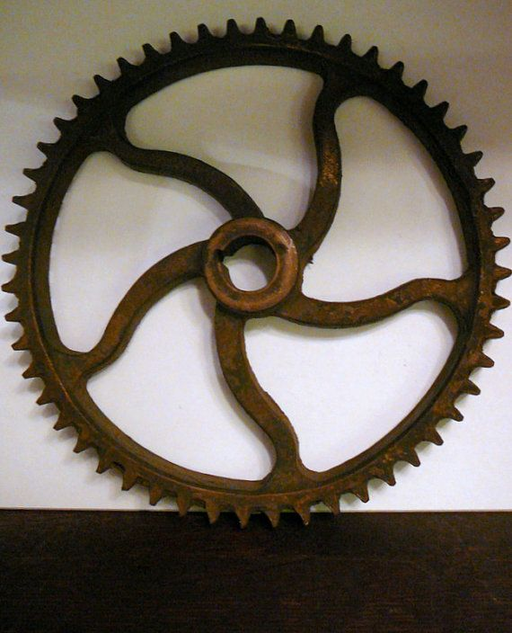 Cast Iron Wheels And Gears : Images about pulley and gear idea s on pinterest