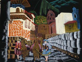 PIROGRABADOS Y ARTE: PIROGRABADO EN PANA