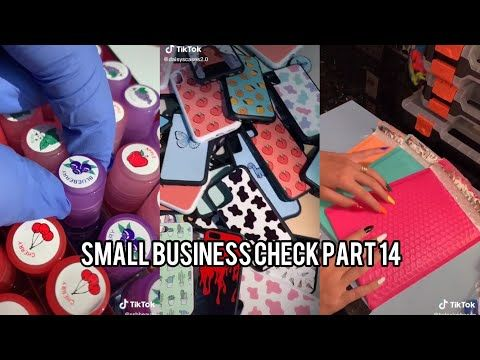 Tiktok Business Check Youtube Business Checks Small Busines Video Game Covers