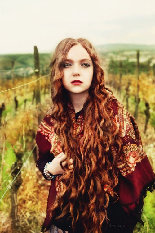 What Dreams May Come by ~phenomdesire: Long Curls, Red Hair, Dreams Hair, Long Hair, Girls Hairstyles, Hair Style, Redhair, Curly Hair, Red Head