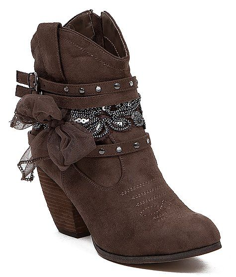 Not Rated Embellished Boot - Women's Shoes | Buckle