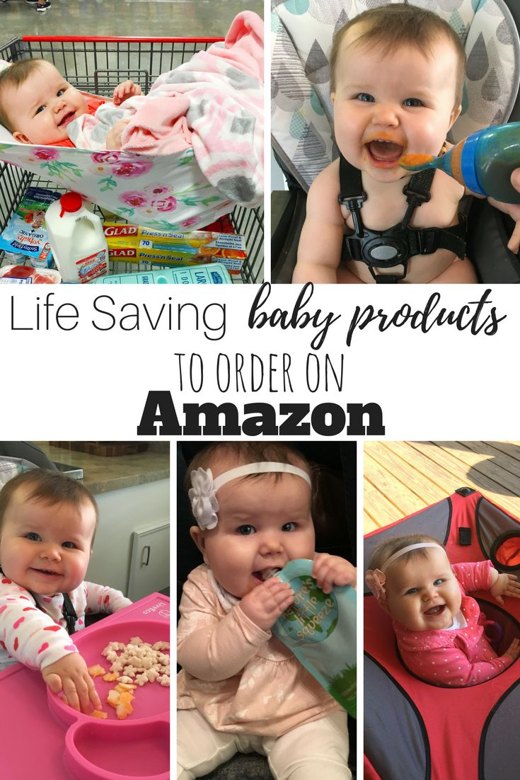 The Coolest Baby Gadgets Available on Amazon. These are all some great hacks to make mom life easier! Great products for your baby registry too!