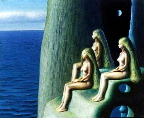 Daughters of the Sea - Sabin Balasa