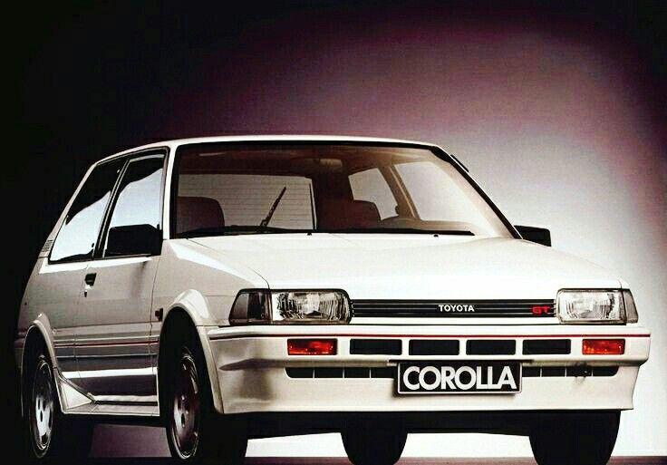 Toyota Corolla FX