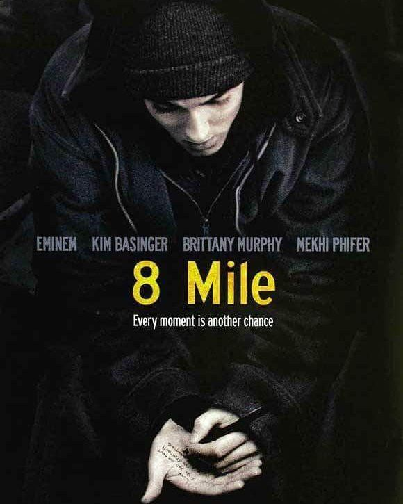 15 years ago today 8 Mile starring Eminem was released where had the No. 1 movie song and album at the same time. http://ift.tt/2hThdLi