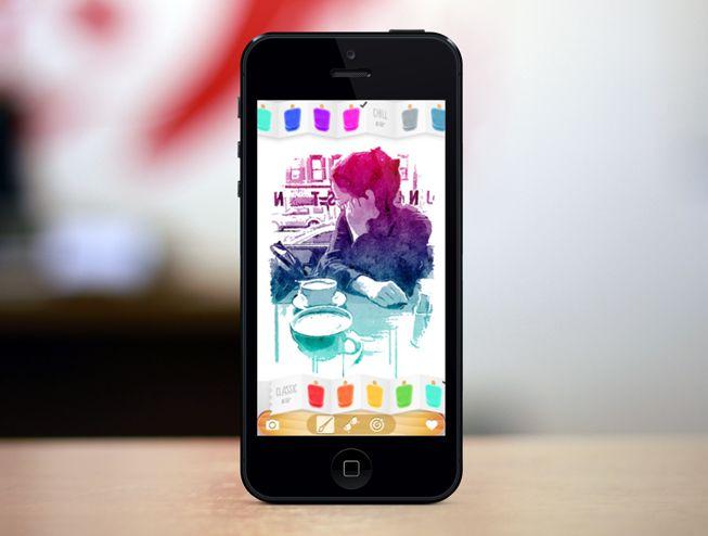 Popsicolor App ReviewPopular App, Photography App, Iphone App, App Reviews, Mobiles App, Fun App, Popsicolor App, App Offering