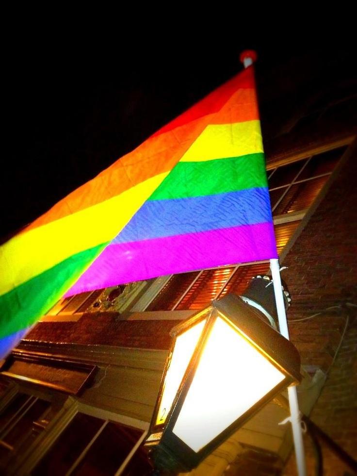 Ingang Dordrecht Pride Café