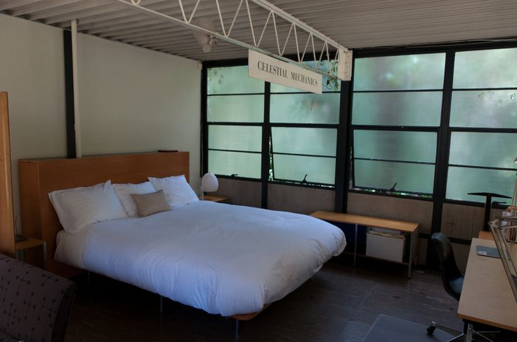 Eames Case Study House - Studio Bedroom | Flickr - Photo Sharing!