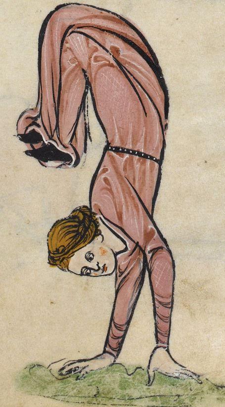 Psalter, Use of Sarum ('The Rutland Psalter') Date c 1260 Add MS 62925 Folio 65r