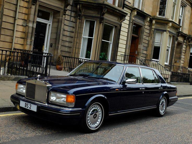 1996 Rolls Royce Silver Spur TURBO