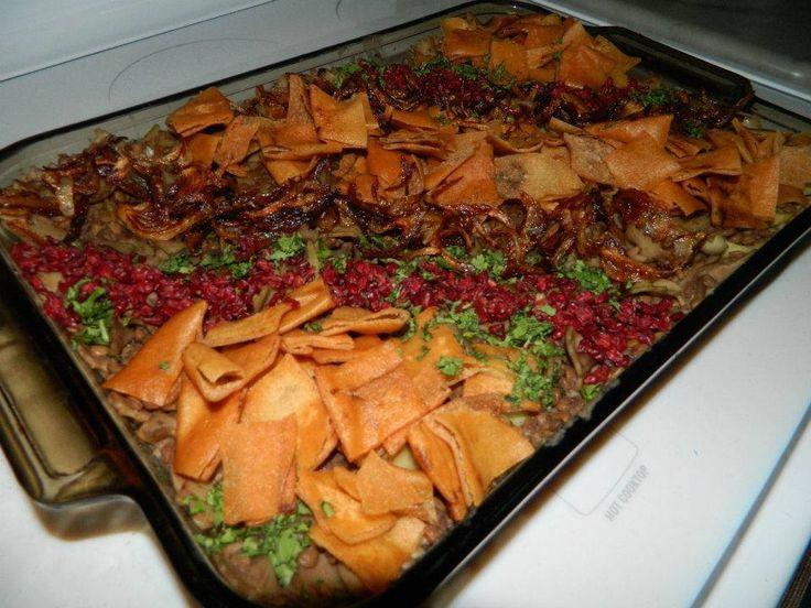 حراق اصبعه Syrian Food Food Recipes