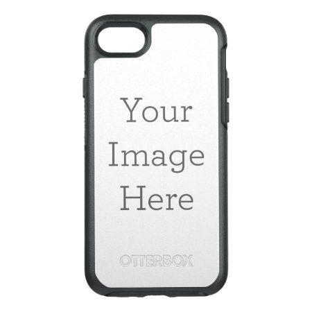 Create Your Own OtterBox Symmetry iPhone 7 Case - tap to personalize and get yours