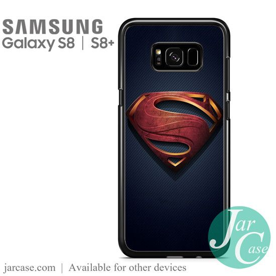 man of steel suit Phone Case for Samsung Galaxy S8 & S8 Plus