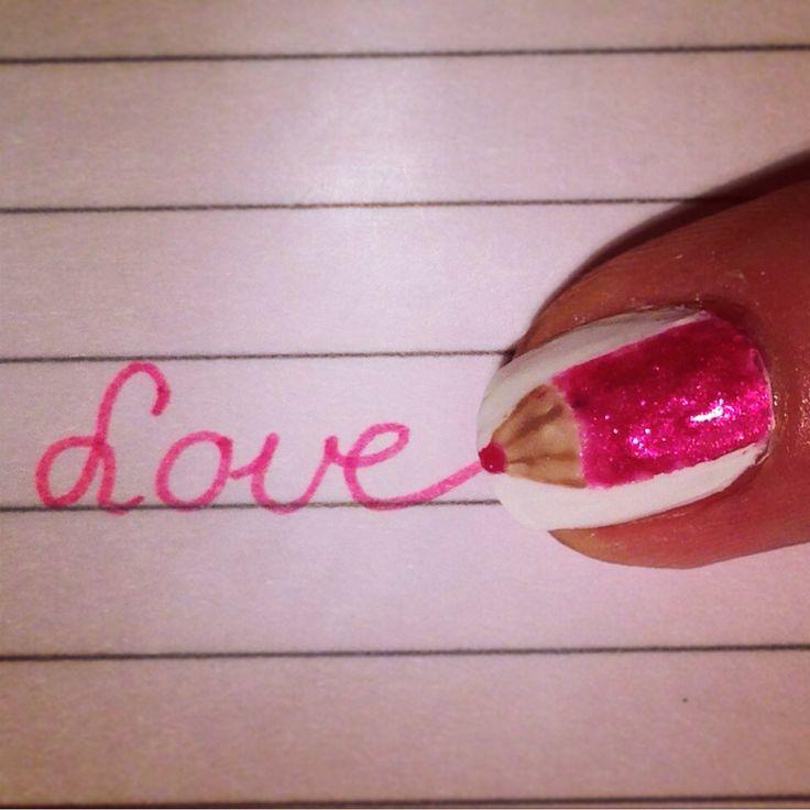 Love written <3