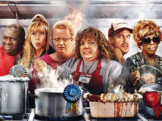 "Melissa McCarthy ""Cook-Off"" Film Freshly Released - Genius Kitchen"