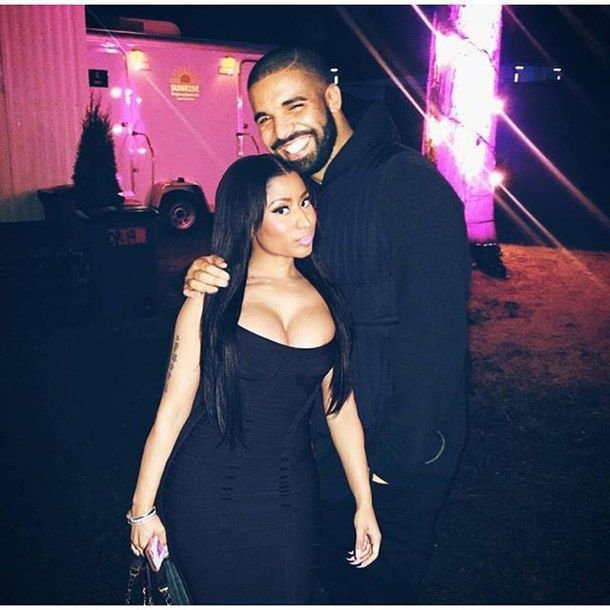 Image result for nicki and drake 2016