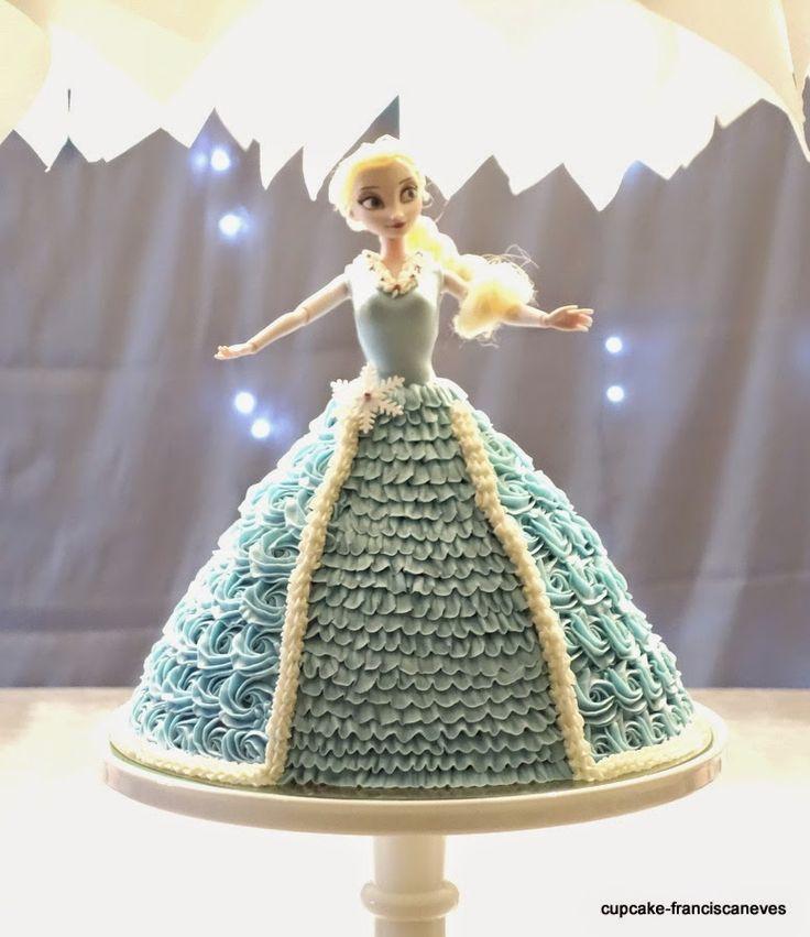 Cupcake: Frozen!