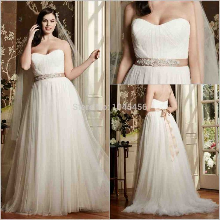 Plus Size Wedding Dresses In Michigan