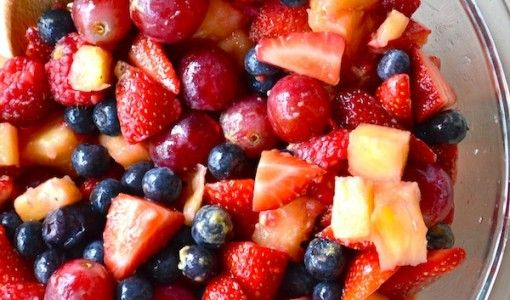 healthy fruit salad recipes very fine fruit punch