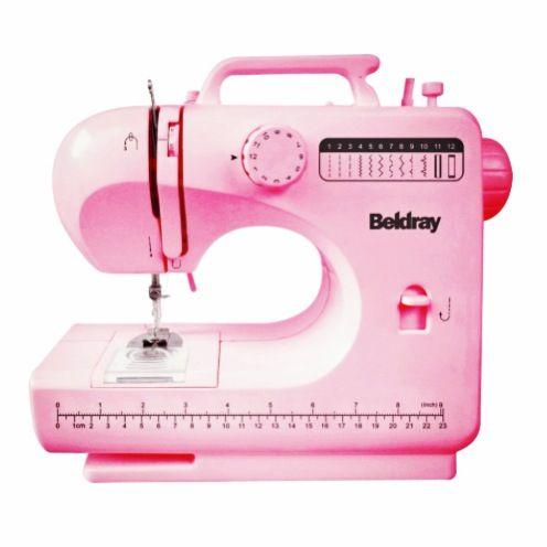 pink sewing machine