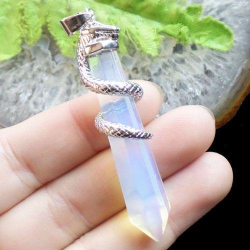 Y0028116-Beautiful-Opal-Opalite-Pendulum-Pendant-Bead