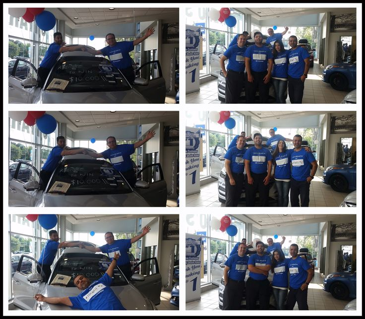 Bank Street Hyundai Had A Great Time This Weekend ... They Really Did 'Break Free'!  #Hyundai #BreakFree #BankStreetHyundai