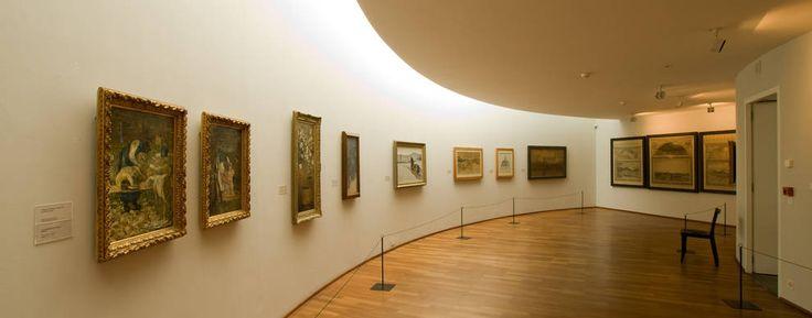 Segantini Museum : Aktuelle Präsentation