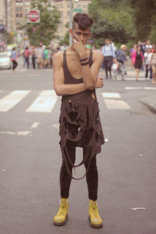 Nu Goth Fashion Tumblr