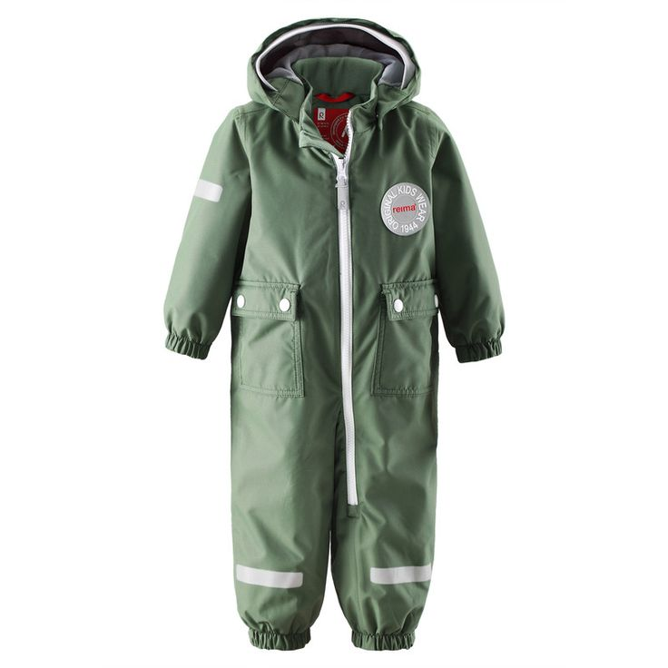 Reima® Anniversary design. This water repellent and breathable mid-season overall is a must for spring adventures! #reima #kidswear #outdoors #ss16
