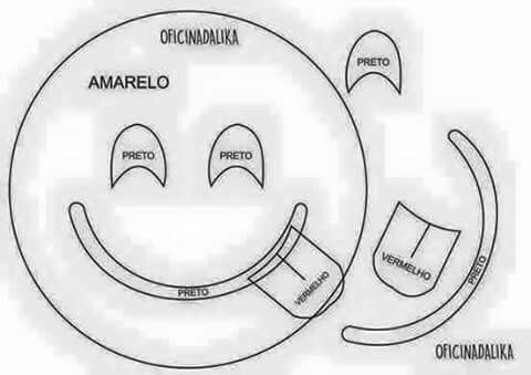Cartamodello smile 4