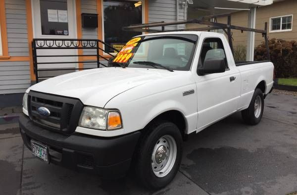 2006 FORD RANGER REGULAR CAB 1 OWNER!