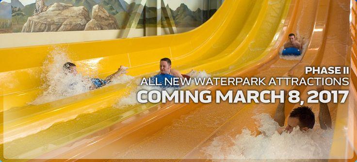 Kalahari Waterparks, Resorts & Conventions • Pocono Mountains ...