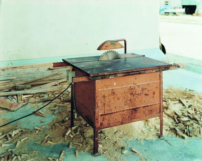 Rimini, 14 ottobre 2001. - Guido Guidi, Museo d'arte della città di Ravenna