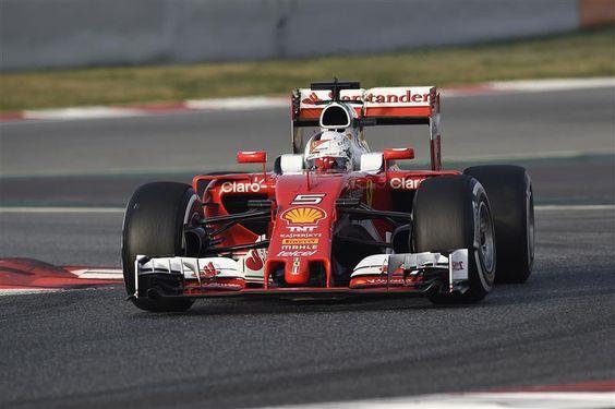 2016 Ferrari SF16 H. Ferrari F1Sports CarsRace ...